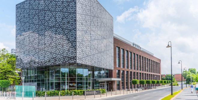 Analog Devices Building at the University of Limerick